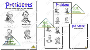 "Anchor Char "" Presidents"" (English)"