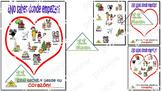 "Anchor Chart: "" Ideas para el escritor"" (Spanish)"