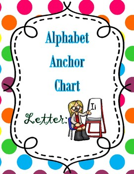 Anchor Chart Letter Ii