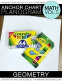 Anchor Chart Planogram Vol. 5 – Geometry