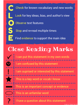 Non-Fiction Reading & Growth Mindset: Anchor Chart Poster Bundle