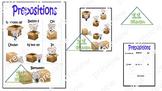 "Anchor Chart "" Prepositions"" (English)"