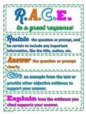 Anchor Chart: R.A.C.E.