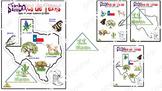 "Anchor Chart "" Texas Symbols"" (Spanish)"