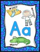 Anchor Chart Smarts- Alphabet, Word Families, Blends, & Digraph Anchor Charts