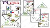 "Anchor Chart "" Texas Symbols"" (English)"