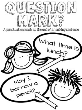 Anchor Chart Toolkit for Types of Punctuation
