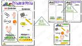"Anchor Chart "" Measurement"" (Spanish)"