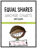 Anchor Charts: Equal Shares EDM4