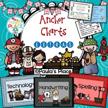 Anchor Charts - Extras