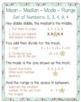 Anchor Charts - Grades 2-4