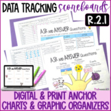 Ask & Answer Questions Digital Graphic Organizer Standards