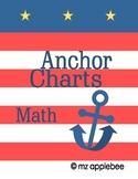 Anchor Charts: Math