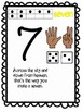 Anchor Charts (Numbers 1-9)