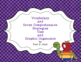 Vocabulary and Seven Comprehension Strategies Tips and Gra