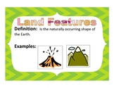 Anchor Charts for Natural Resources