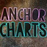 Anchor Charts label