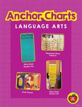 Anchor Charts—Interactive, Student-Made Language Arts Charts