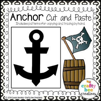 Anchor Cut and Paste