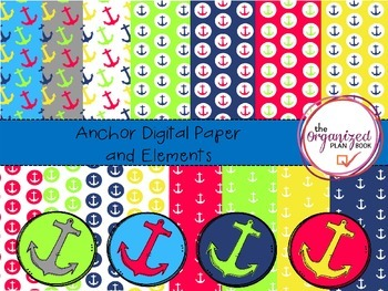 Anchor Digital Paper and Elements