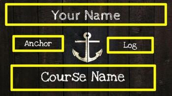 Anchor Log