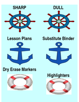 Anchor Theme Labels