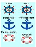 Anchor Theme Labels