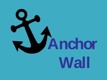 Anchor Wall