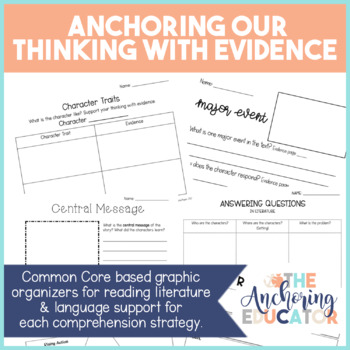 Anchoring our Thinking with Evidence