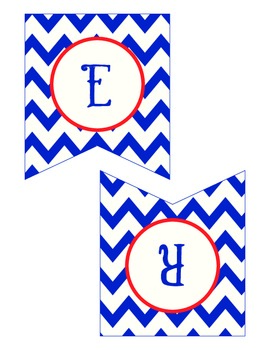Anchors Away Welcome Banner Kindergarten Add On