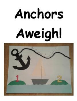Anchors Aweigh! Card