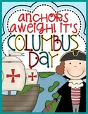 Anchors Aweigh! It's Columbus Day!: A Collection of Activi