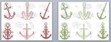 Anchors Clip Art Great Nautical Themed Clip Art