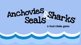 Anchovies, Seals, and Sharks: A Food Chain Game