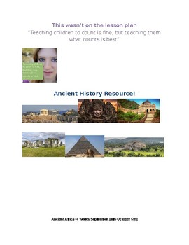 Full Unit! Ancient Africa