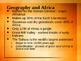 Ancient Africa PowerPoint for High School World or Ancient History