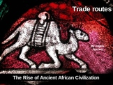 Ancient Africa Trade Routes
