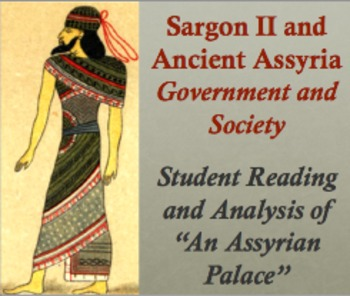 Ancient Assyria and Sargon II - Political and Social Struc