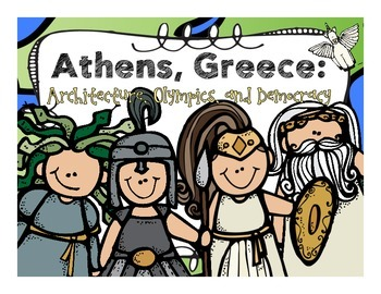 Ancient Athens, Greece: Architecture, the Olympics, & Democracy