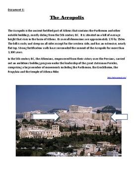 Ancient Athens Museum Walk