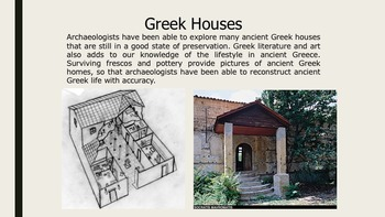Ancient Athens PPT and Student Worksheets