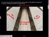 Ancient Athens Pillars of Democracy