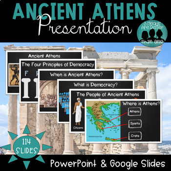 Ancient Athens PowerPoint and Google Slides
