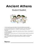 Ancient Athens Student Booklet