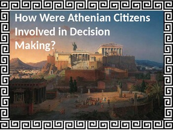 Ancient Athens - The Pillars of Athenian Democracy