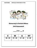 Ancient Athens Unit Test