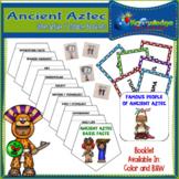 Ancient Aztec Interactive Foldable Booklets - EBOOK