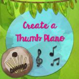 Ancient Benin Study: Create a Thumb Piano
