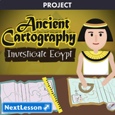 Ancient Cartography: Investigate Egypt - Projects & PBL