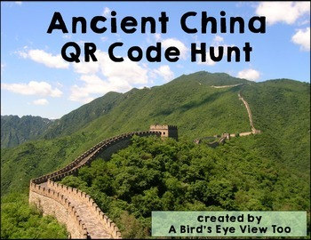 Ancient China Research Activity